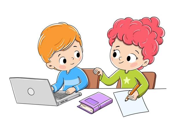 ninos-haciendo-tarea-computadora-libro-lapiz_7710-207