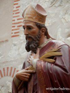 San Blas. Patrón de Fuensalida.