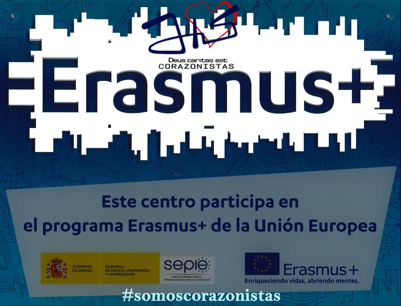 PLACA ERASMUS+