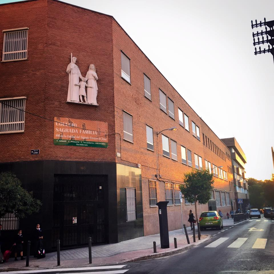 C/ Jorge Juan, 165 28028 Madrid